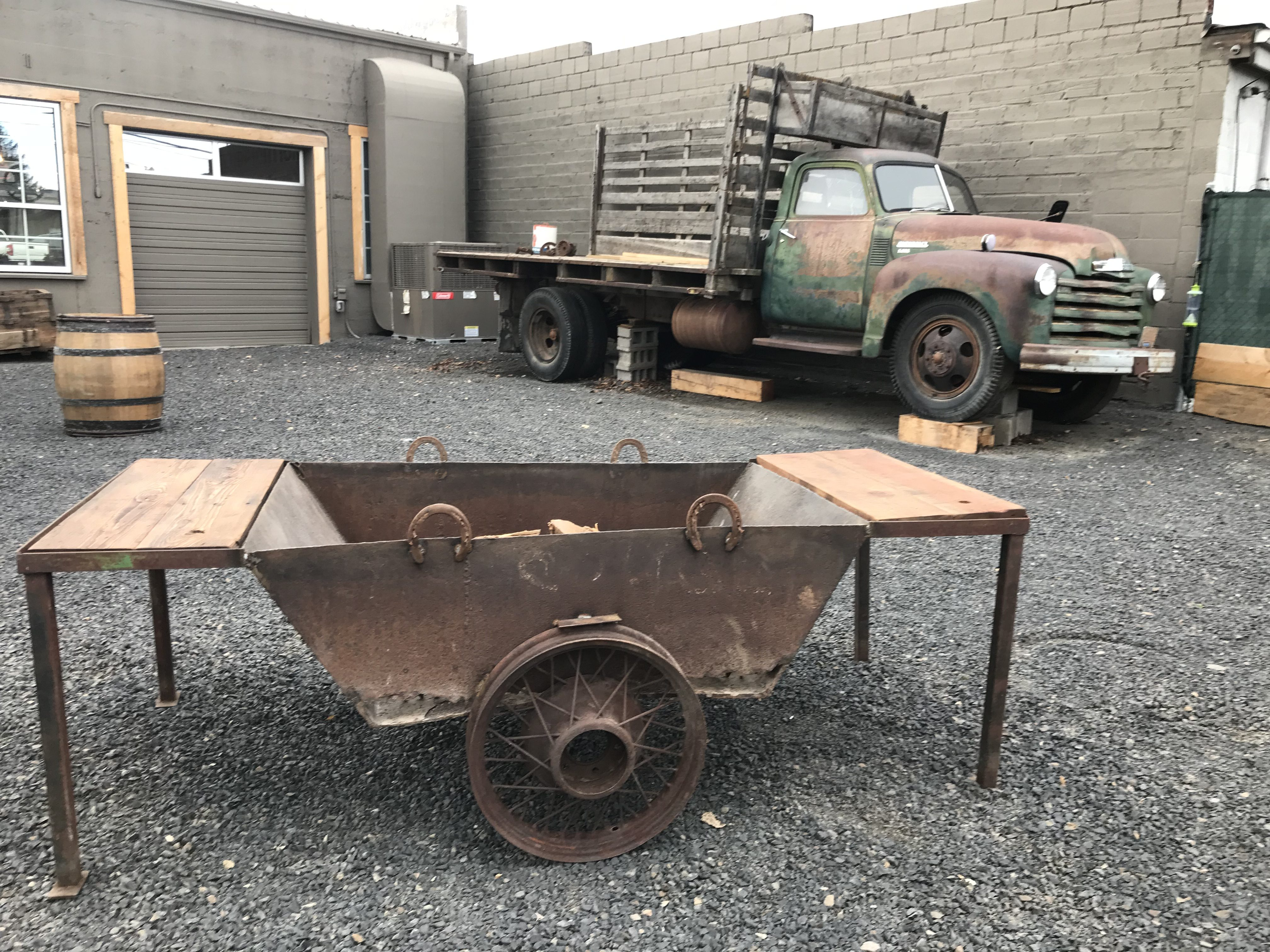 Foundry Four Fire Pit